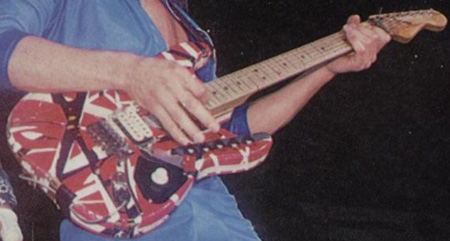 1980 Version of the Frankenstrat