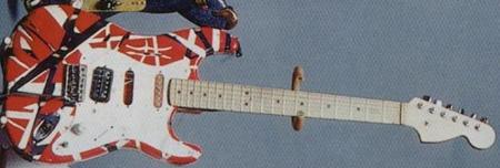 1979 Version of Frankenstrat