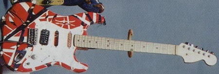 1979 Version of Frankenstrat